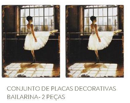 placa bailarina