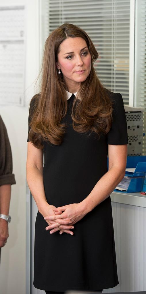 The Duke And Duchess Of Cambridge Visit Child Bereavement UK